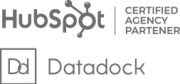 compte hubspot datadock agence inbound marketing